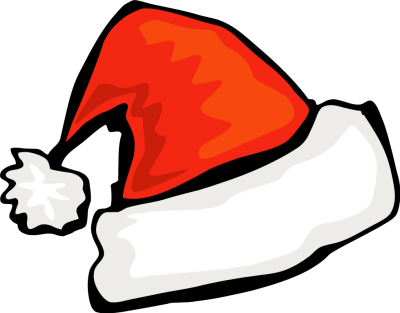Military santa clipart graphic black and white download Free Picture Of A Santa Hat, Download Free Clip Art, Free ... graphic black and white download
