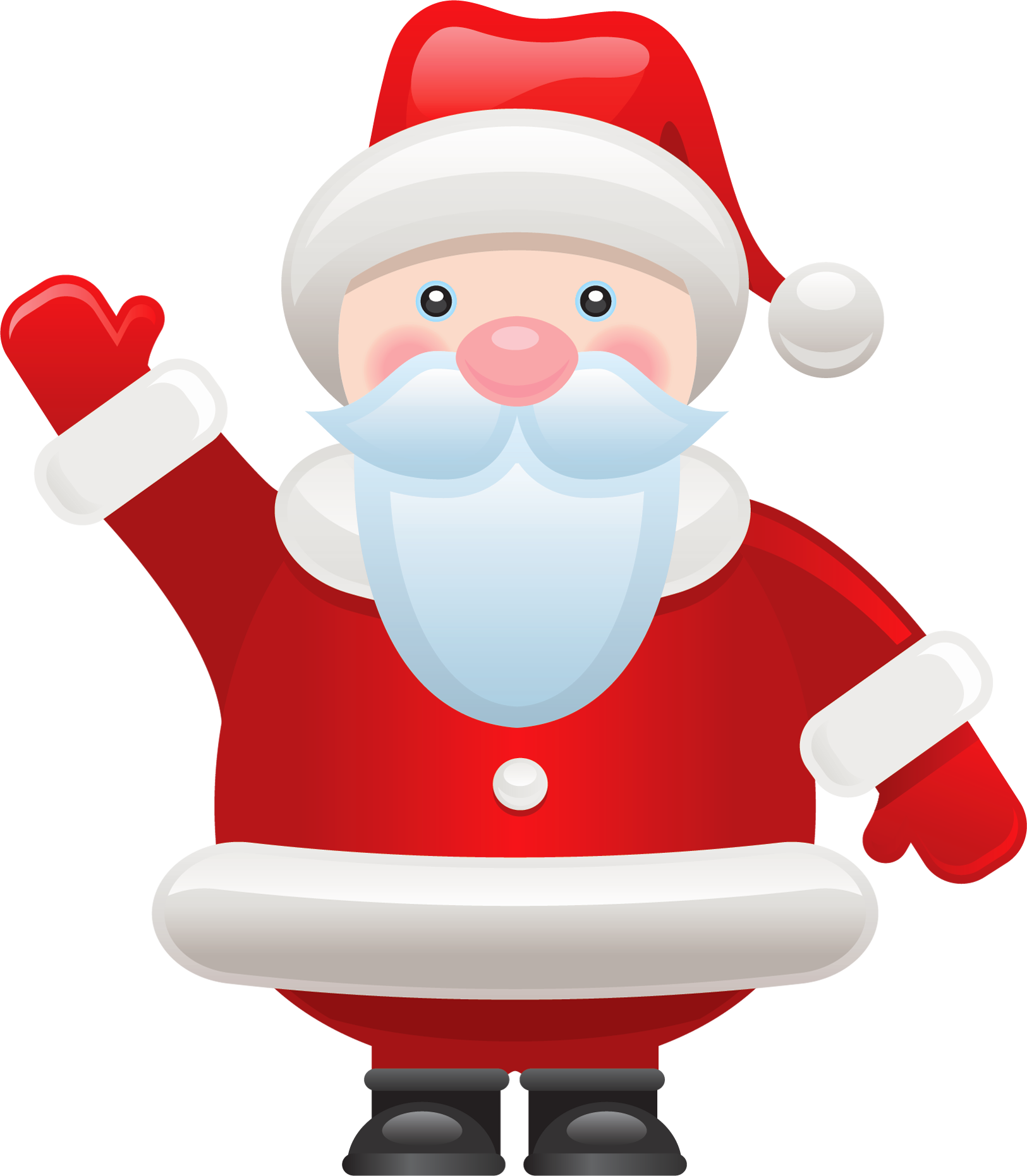 Santa in a car clipart graphic freeuse Santa Claus PNG image | cliparts ... | Pinterest | Santa, Clip art ... graphic freeuse