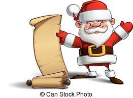Santa list clip art vector freeuse library Santa list Clipart Vector Graphics. 713 Santa list EPS clip art ... vector freeuse library