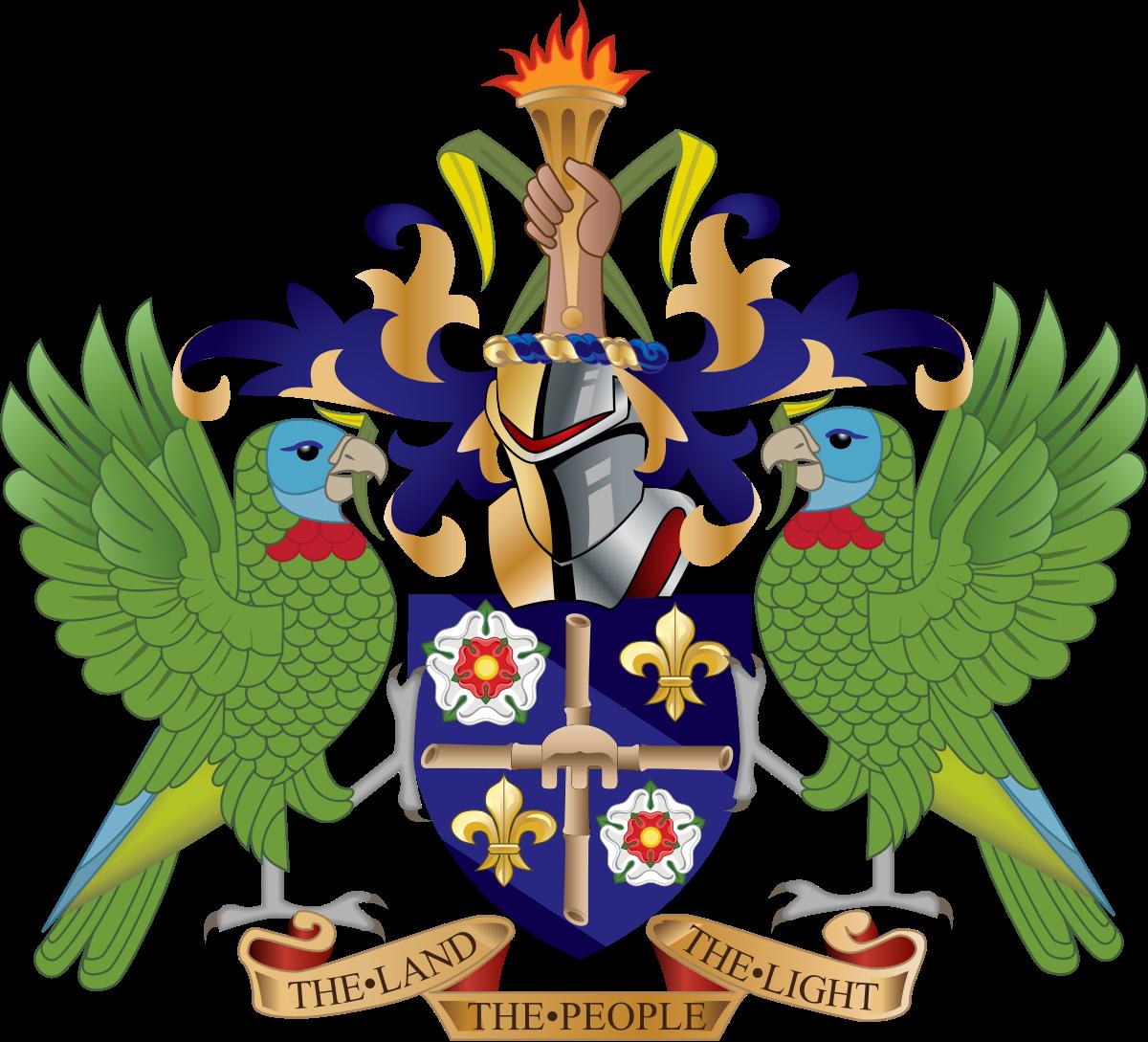 Santa lucia clipart crown clip art free Monarchy of Saint Lucia - Wikipedia clip art free