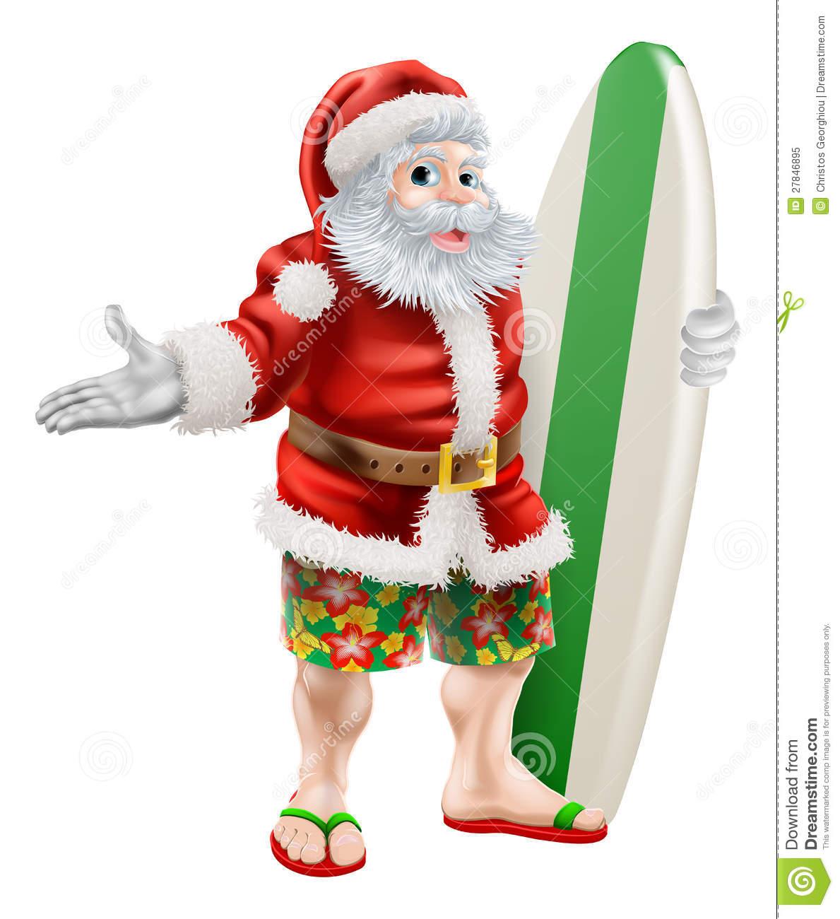 Santa on a surfboard clipart banner free Santa on a surfboard clipart - ClipartFest banner free