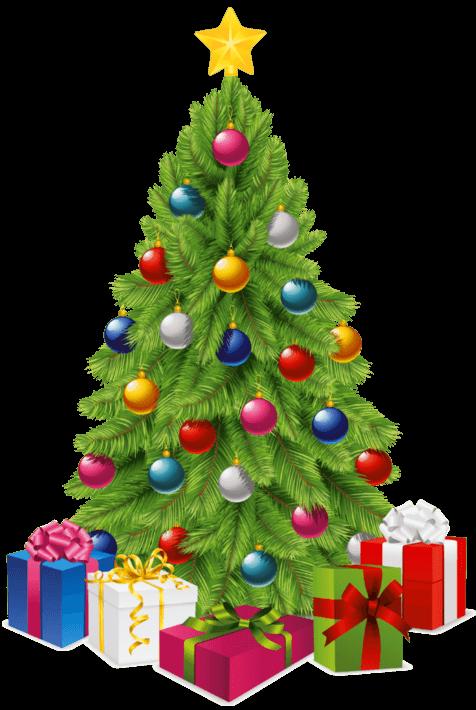 Santa tree clipart clipart library stock Christmas Santa Emoji transparent PNG - StickPNG clipart library stock