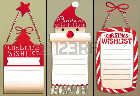 Santa wish list clipart clip freeuse stock Free christmas wish list clipart - ClipartFox clip freeuse stock