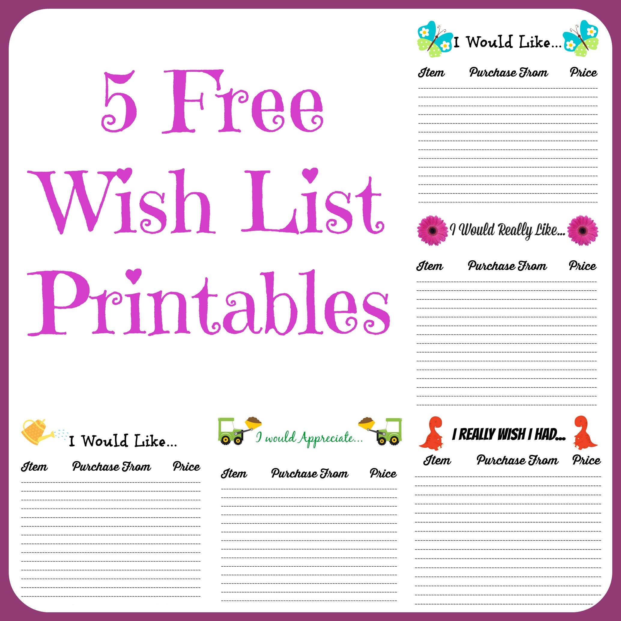 Santa wish list clipart clip art freeuse library Free Christmas Wish List. Gluten-Free Christmas Wish List,Doc ... clip art freeuse library