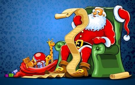 Santas christmas list clipart png royalty free library Santas List Clip Art, Vector Santas List - 88 Graphics - Clipart.me png royalty free library