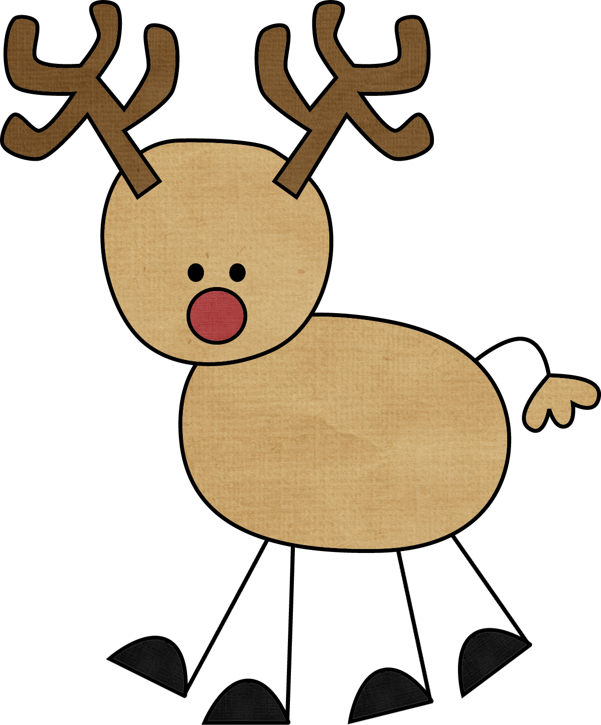 Sante and reindeer sun laghs clipart banner royalty free library THE FREE CHOICE E-ZINE: December 2013 banner royalty free library