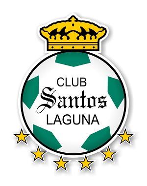 Santos laguna clipart svg black and white stock Santos Laguna Mexico Die Cut Decal svg black and white stock