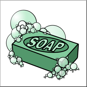 Soapbar clipart royalty free stock Clip Art: Soap Color I Abcteachcom Abcteach, Soap Clip Art ... royalty free stock