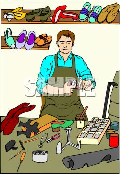 Sapatero clipart picture royalty free download Sapatero clipart 7 » Clipart Station picture royalty free download