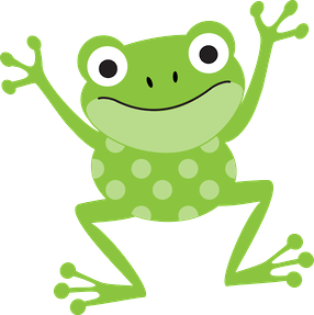 Sapo clipart picture Sapos - Minus | Cute Clipart | Frog art, Clip art, Frog rock picture