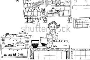 Sari sari store clipart black and white vector free download Sari sari store clipart black and white 6 » Clipart Station vector free download