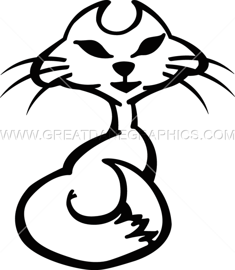 Sassy cat clipart clipart transparent download Sassy Cat | Production Ready Artwork for T-Shirt Printing clipart transparent download