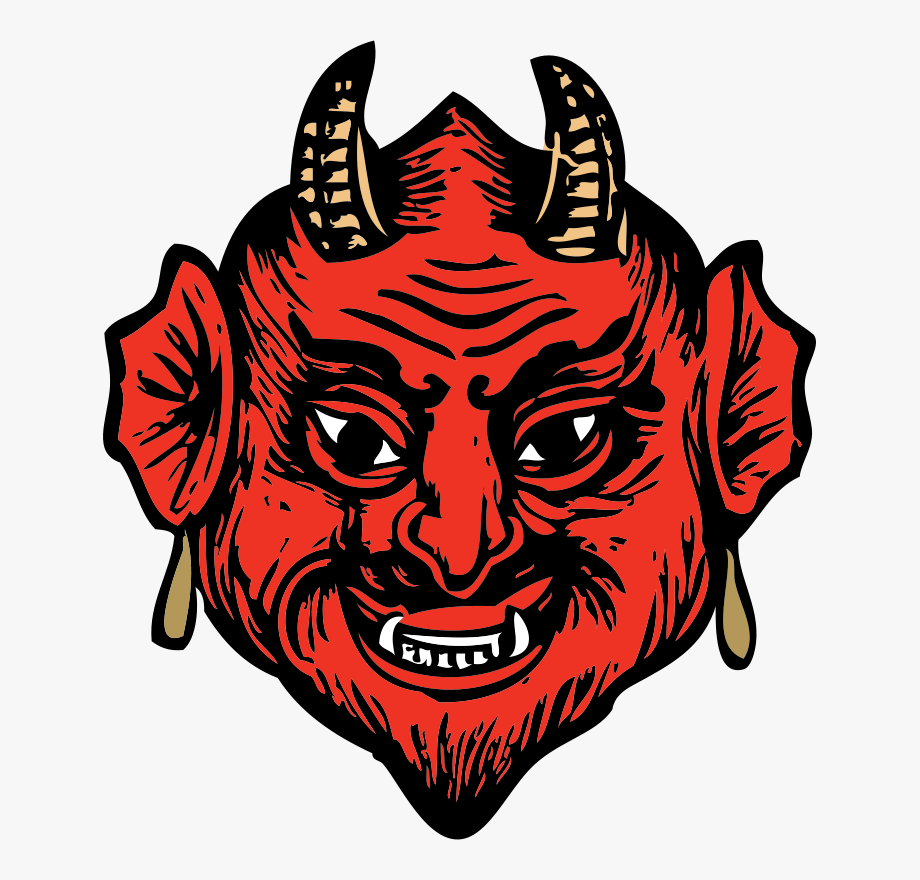 Satan clipart vector black and white library Satan Transparent #365726 - Free Cliparts on ClipartWiki vector black and white library