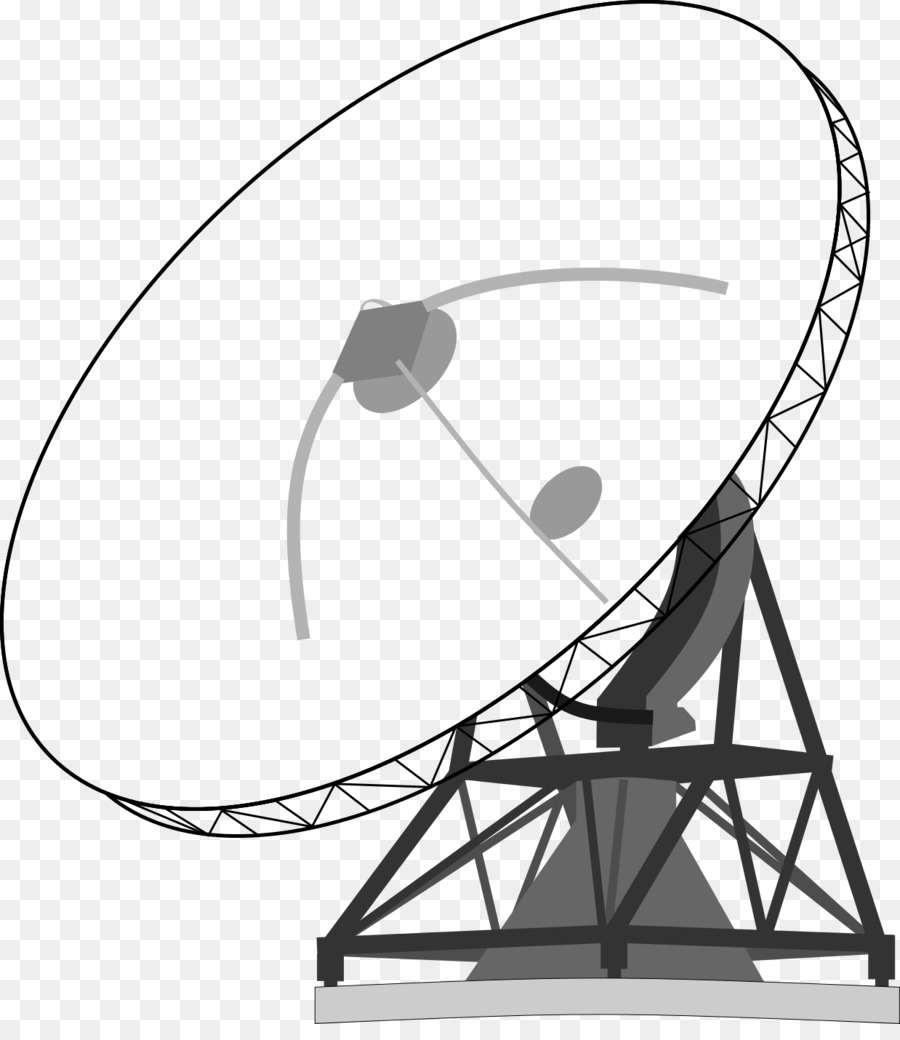 Satellite earth station clipart transparent download Earth Black And White png download - 1238*1408 - Free ... transparent download