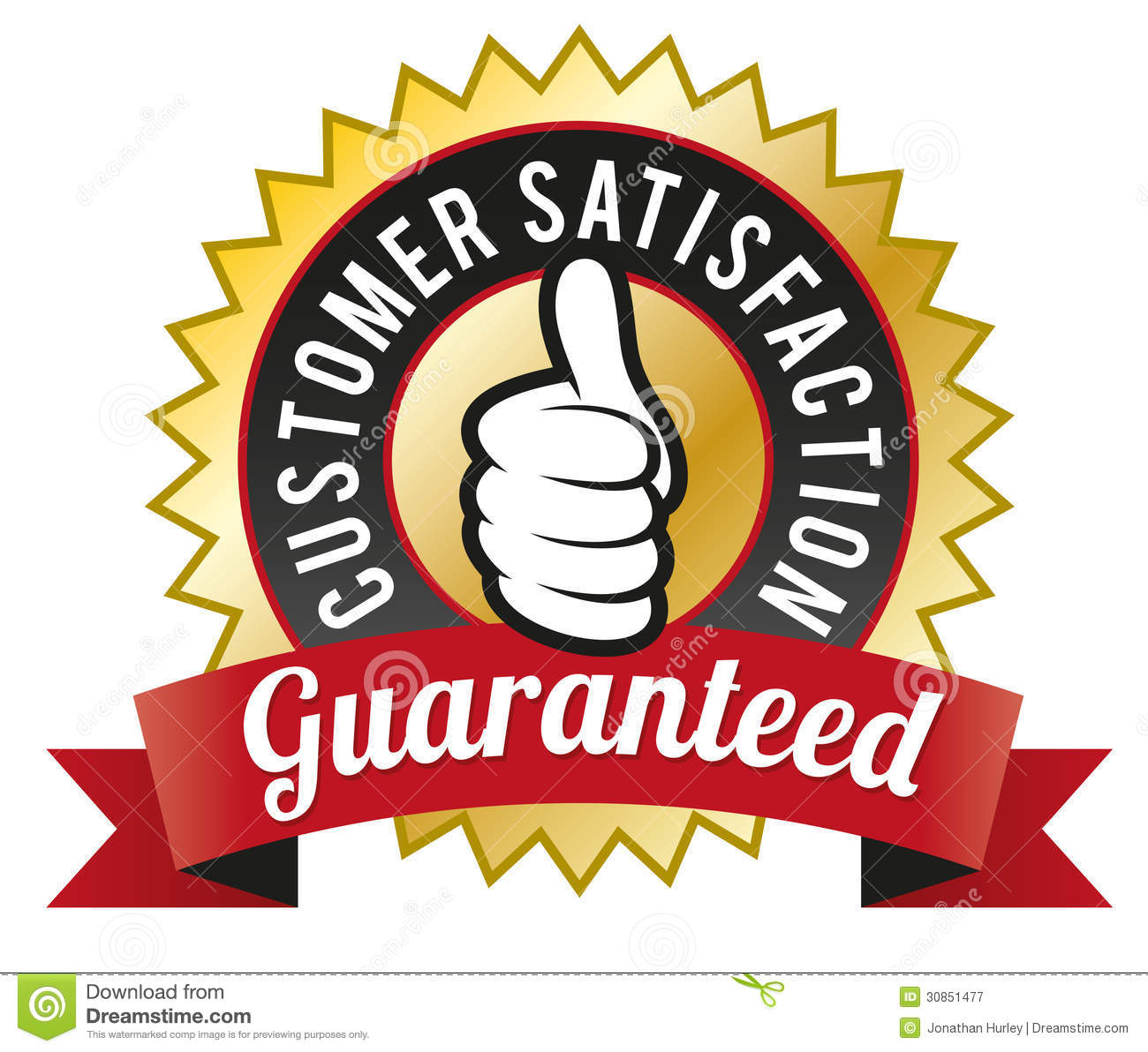 Satisfaction guaranteed clipart clipart Satisfaction Guaranteed | Clipart Panda - Free Clipart Images clipart