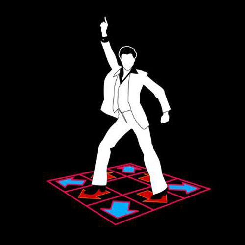 Saturday night fever clipart clip freeuse stock DDR and Saturday Night Fever together at last! Where do you ... clip freeuse stock