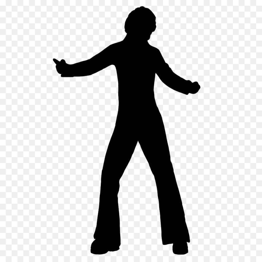 Saturday night fever clipart png freeuse library Silhouette Standing png download - 1024*1024 - Free ... png freeuse library
