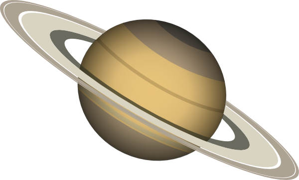 Clipart saturn picture library library Saturn clip art (104900) Free SVG Download / 4 Vector picture library library