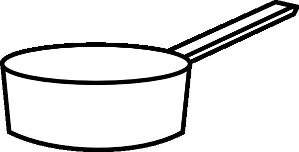 Saucepan clipart graphic library stock Sauce Pan Clip Art at Clker.com - vector clip art online ... graphic library stock