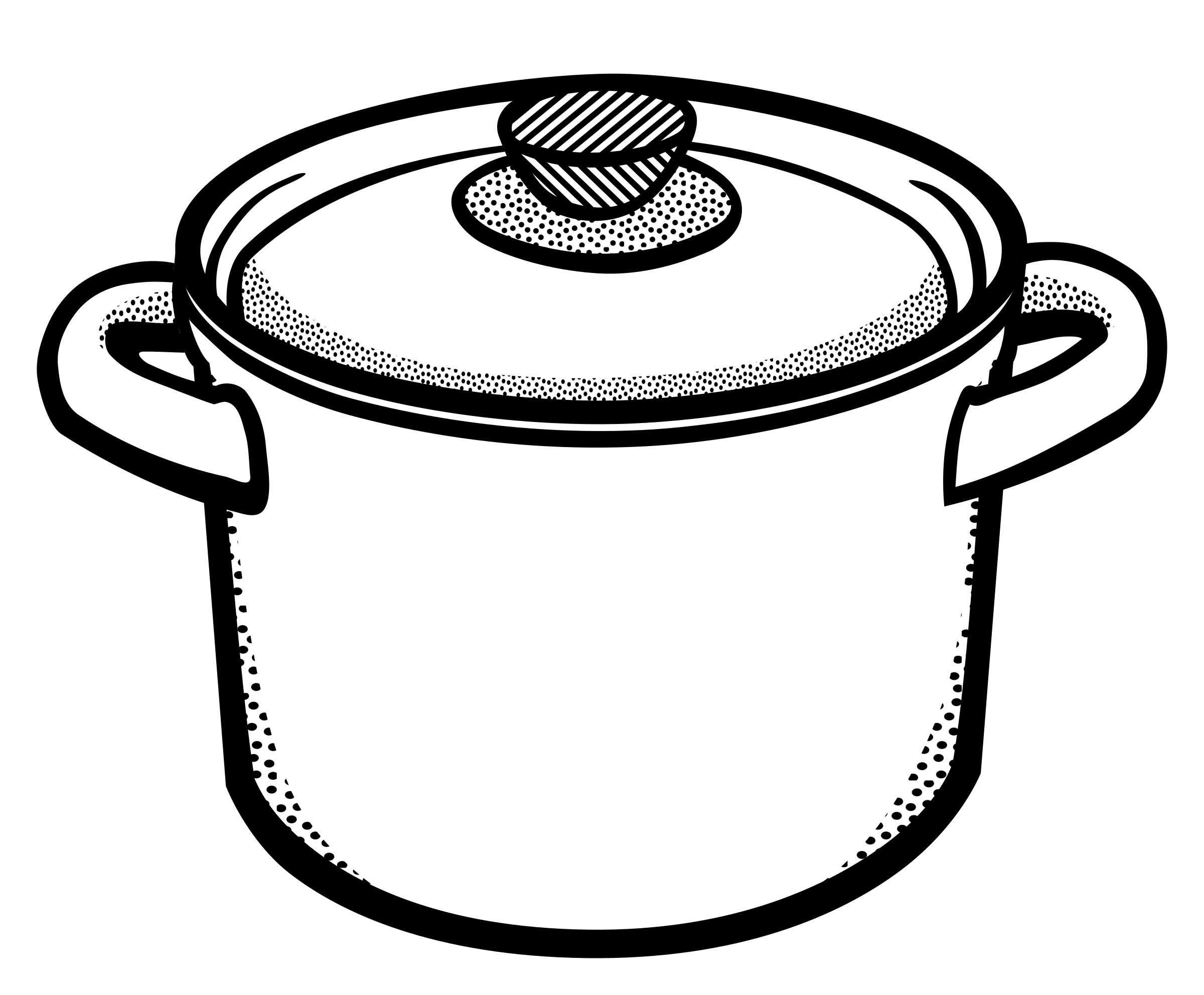 Saucepan clipart png black and white stock 102+ Cooking Pan Clipart | ClipartLook png black and white stock