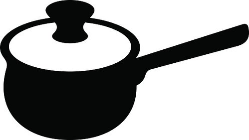 Saucepan clipart picture royalty free download Saucepan premium clipart - ClipartLogo.com picture royalty free download