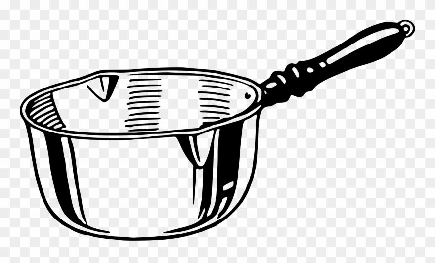 Saucepan clipart image free Saucepan Big Image Png - Saucepan Clipart Black And White ... image free