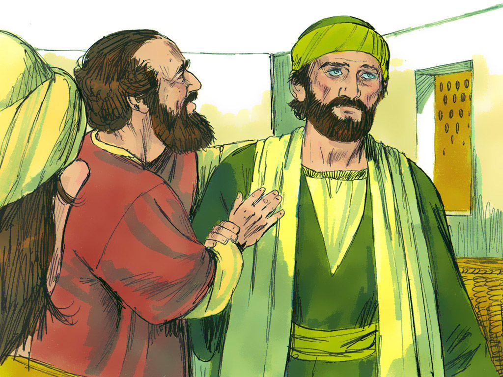 Saul and annanias clipart clip free stock FreeBibleimages :: The conversion of Saul (Paul) :: Jesus ... clip free stock