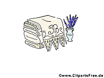 Sauna cliparts kostenlos banner free stock Diverse Clipart Bilder, Cliparts, Cartoons, Grafiken ... banner free stock