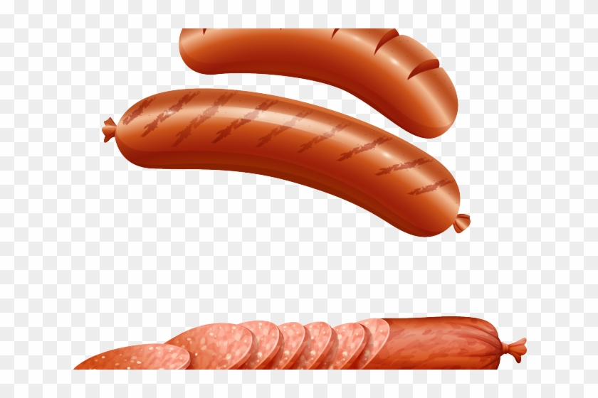 Sausages clipart banner free Sausage Clipart Breakfast - Sausages Clipart, HD Png ... banner free