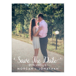 Save clip black and white download Save The Date Postcards | Zazzle clip black and white download