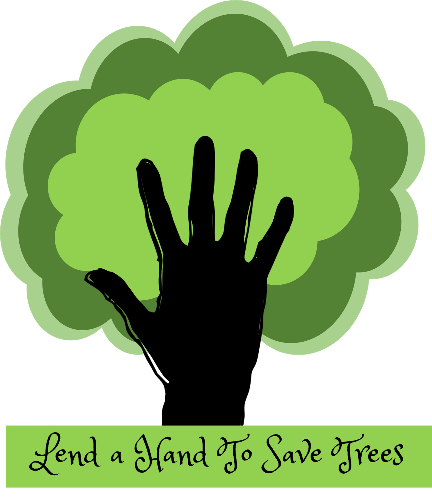 Save Trees Slogan Posters | Free Cliparts | Pinterest | Save trees ... svg royalty free stock