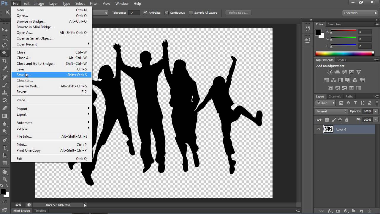 Pngs appear black photoshop cs3 banner library stock How to Save Image with a Transparent Background in Photoshop CS6 banner library stock