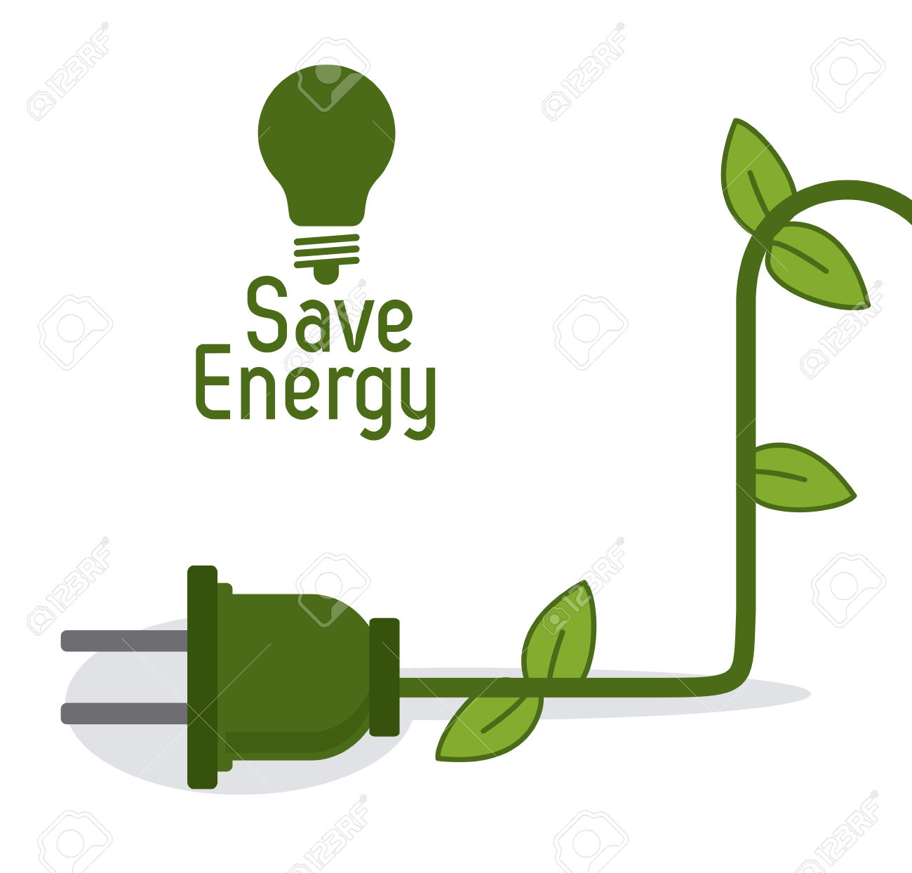 Save energy save environment clipart banner royalty free Save energy clipart - ClipartFest banner royalty free