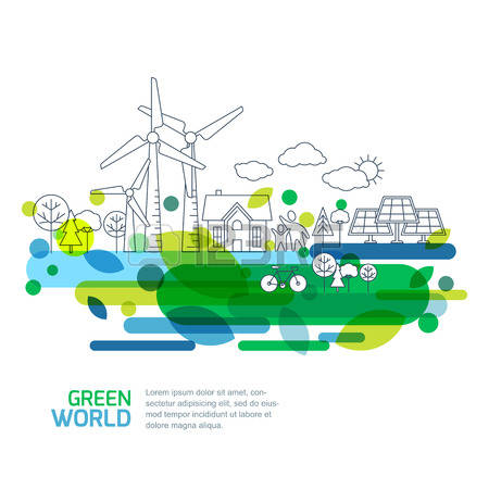 Save energy save environment clipart banner royalty free library Save The Environment Stock Photos & Pictures. Royalty Free Save ... banner royalty free library
