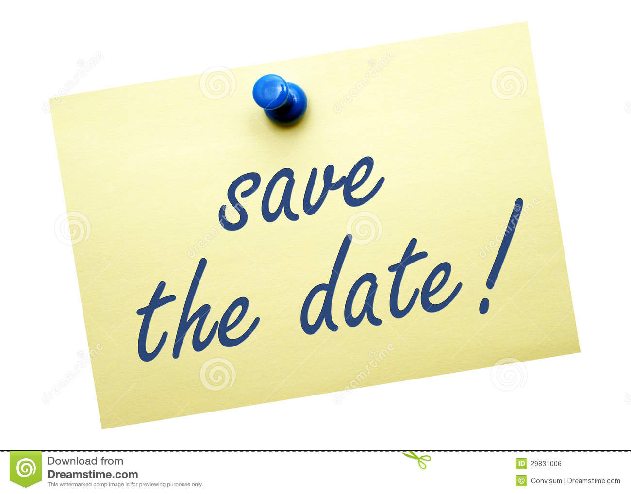 Look at clip art. Free save the date clipart