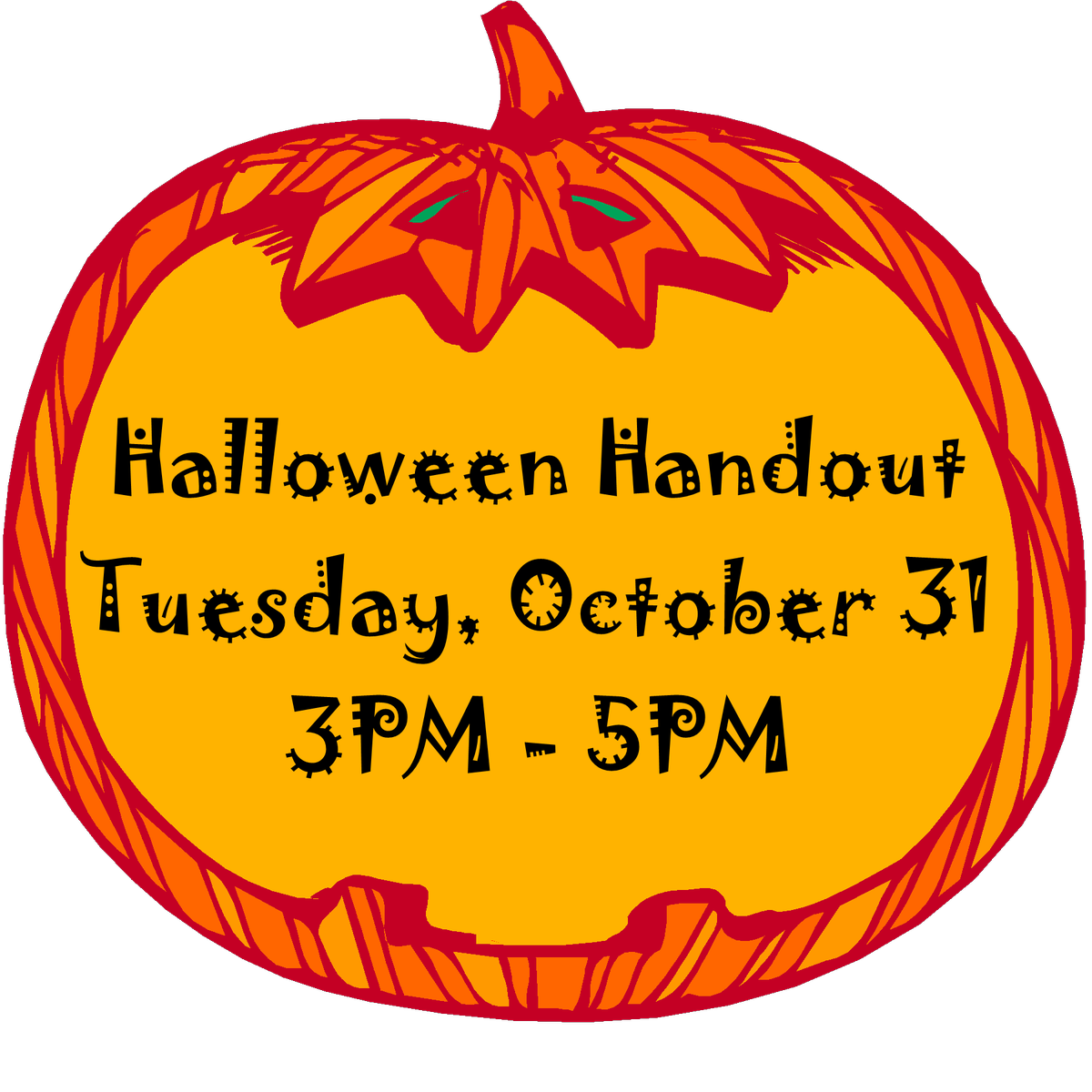Save the date clipart pumpkin clip free library DowntownCL on Twitter: