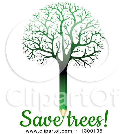 Save trees clipart clip free library Royalty-Free (RF) Clipart of Save The Trees, Illustrations, Vector ... clip free library