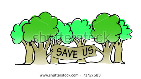 Save trees clipart clipart transparent library Save Tree Illustration Stock Illustration 71727577 - Shutterstock clipart transparent library