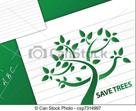 Save trees clipart graphic free library Save trees Stock Illustration Images. 11,015 Save trees ... graphic free library