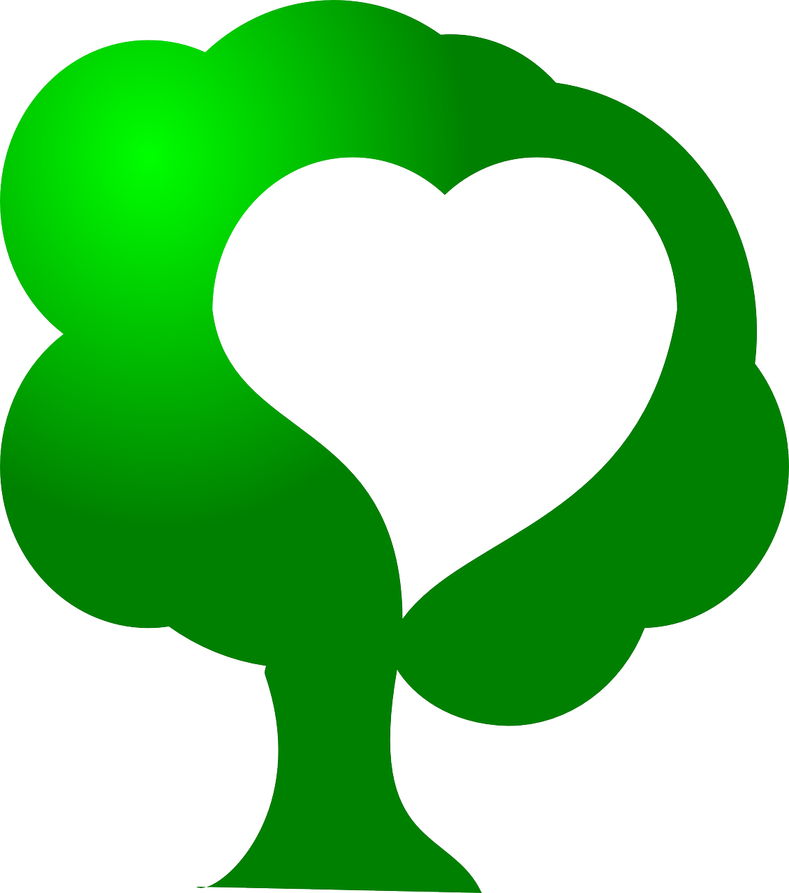 Save trees clipart image free stock Go Green Save A Tree Clipart - Clipart Kid image free stock