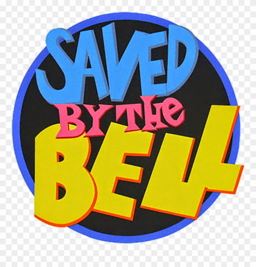 Saved by the bell clipart banner transparent stock Saved By The Bell [tv Series] - Saved By The Bell Logo ... banner transparent stock