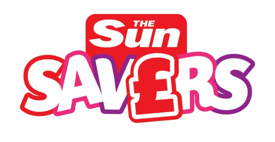 Savers logo clipart graphic free download Simply Decide Up The Paper Every Day To Acquire Your - Sun ... graphic free download