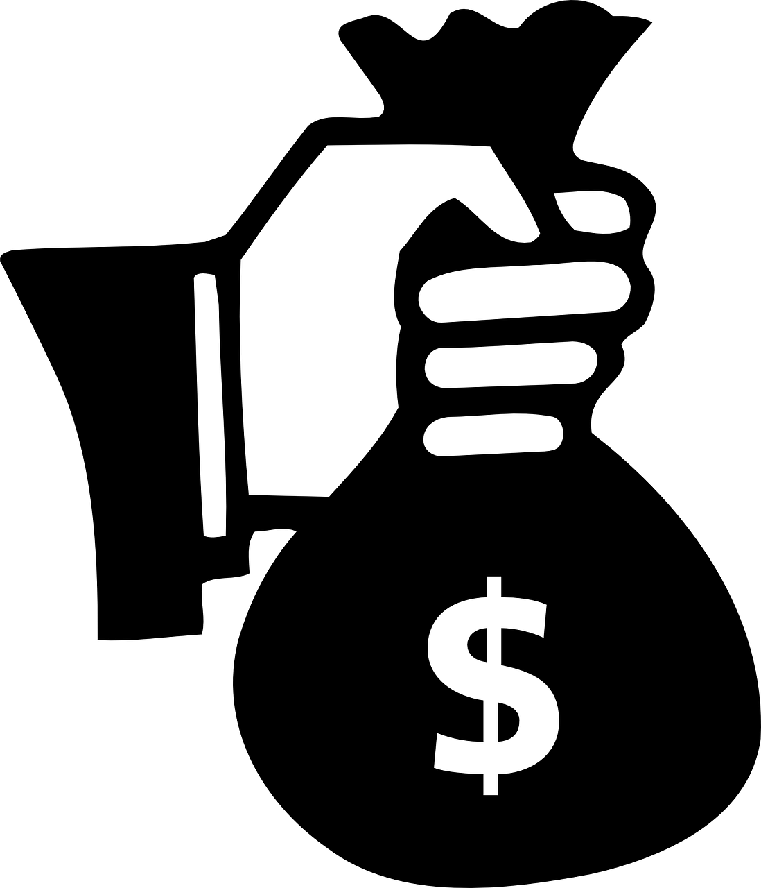 Saving money clipart free svg library library Deposit money clipart collection svg library library