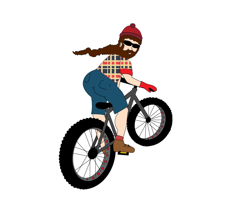 Saving money for a bike clipart picture download Hugh Jass Fat Bike Race #9: Spear the Fatty - Fond du Lac, WI 2017 ... picture download