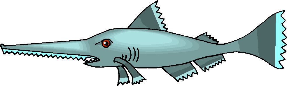 Sawfish clipart image library library Fantasy Saw Fish Free Clipart | Free Microsoft Clipart image library library