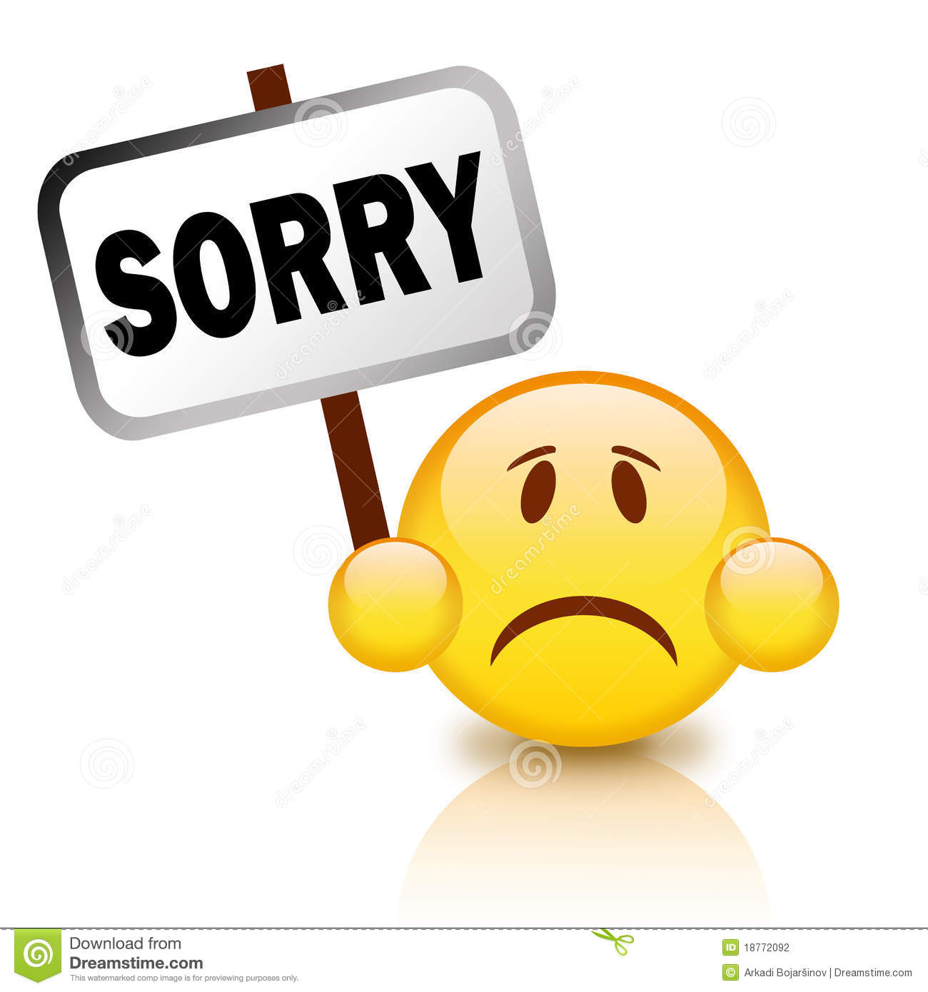 Saying sorry clipart graphic freeuse stock Download Saying Sorry Clipart | Clipart Panda - Free Clipart ... graphic freeuse stock