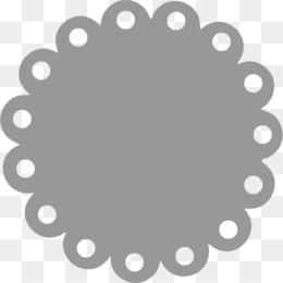 Scallop shape clipart free download Scallop PNG - Scalloped Circle, Scalloped Border, Scalloped ... free download