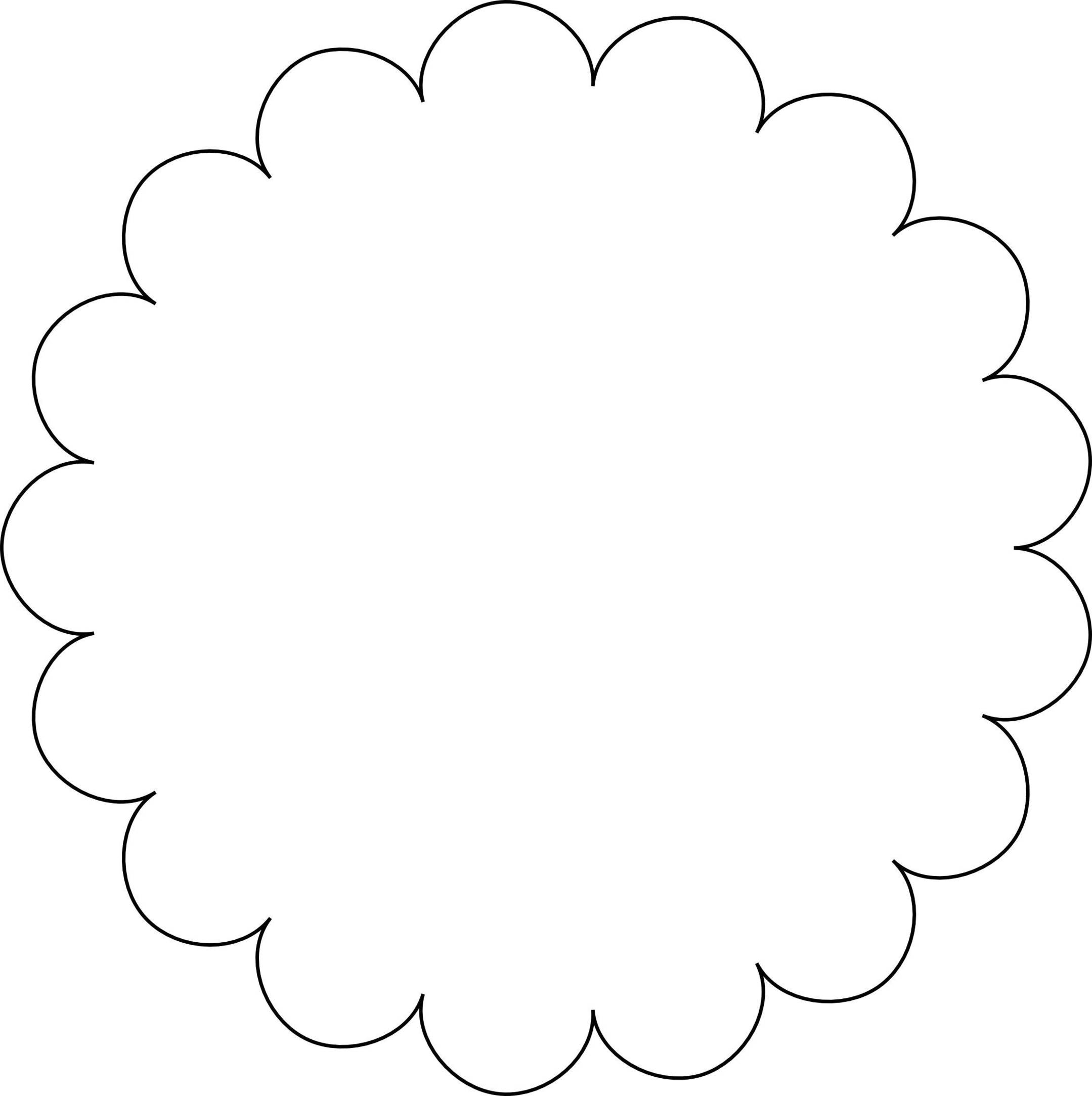 Scallop shape clipart banner free stock Free Scallop Border Cliparts, Download Free Clip Art, Free ... banner free stock