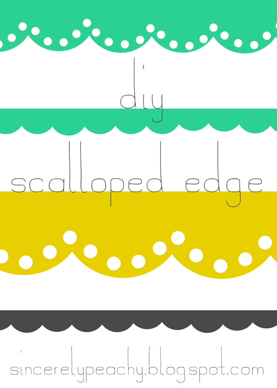 Scallopped edge clipart clipart free download Scalloped Border Clipart | Free download best Scalloped ... clipart free download