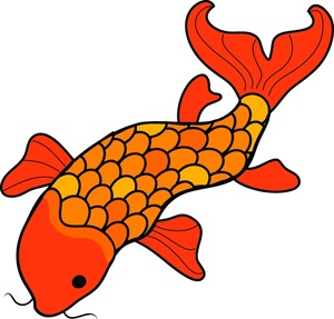 Scaly clipart picture royalty free library Free Koi Clipart Image 0515-1004-1906-3133 | Computer Clipart picture royalty free library